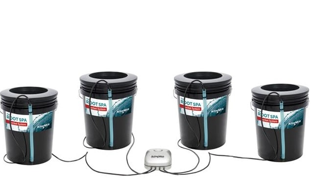 Hydrofarm RS5GAL4SYS Root Spa 4 – Best for Larger Operations