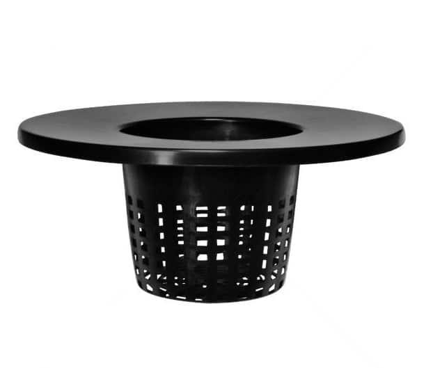 Viagrow V6ML-6 Wide Lip Mesh Bucket Net Pot