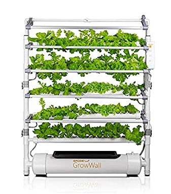 OPCOM Farm GrowWall - Vertical Hydroponic Growing – Best Indoor NFT Grow System