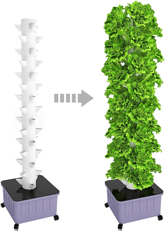 How to use Indoor Vertical Garden example 1